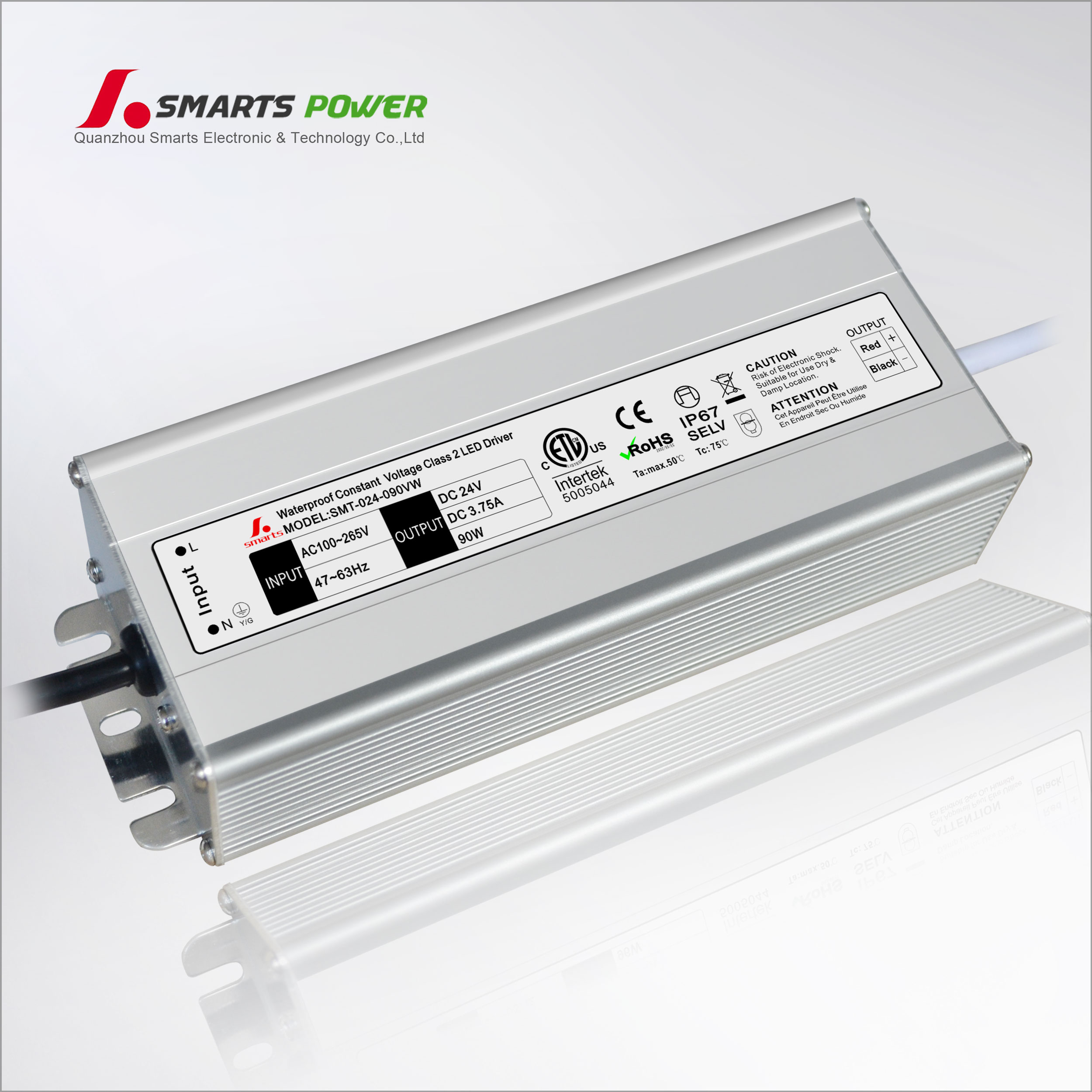 24v 90w led lighting driver