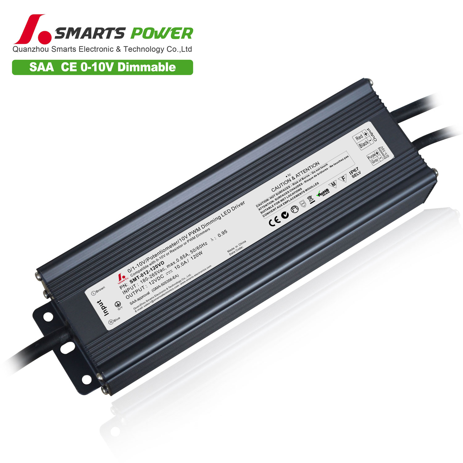 SAA dimmable led driver
