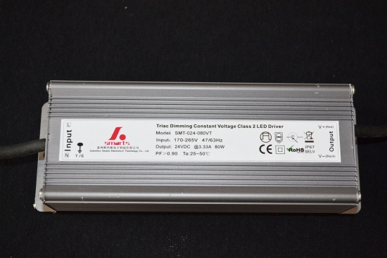 220v 320ma conducteur led courant constant 19w