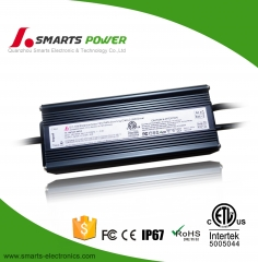 0-10v dimmable waterproof 80w 12v led driver