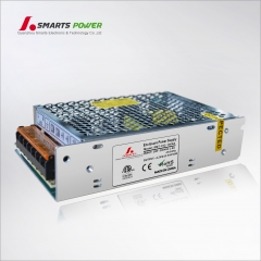 110VAC to DC 24V 12V 24V 36V 150W led transformer exporters