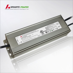 100-277vac 0-10v Dimmable LED Driver with UL CE listed
