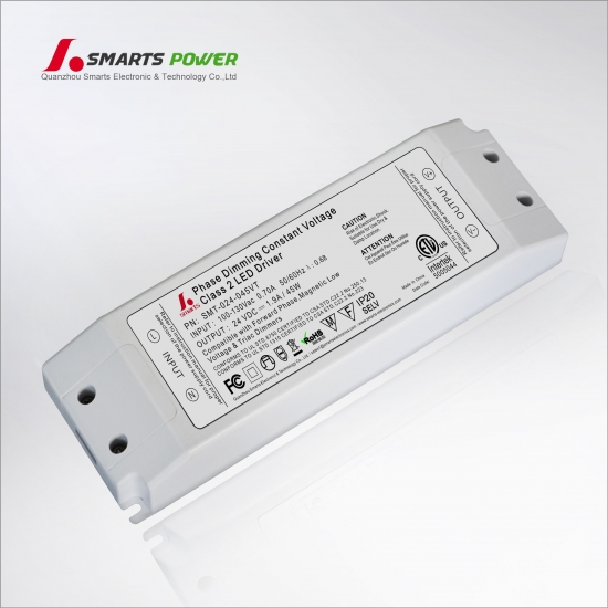 Conducteur led dimmable triac 12v / 24v 45w