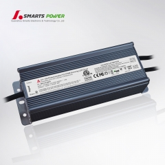 12v 100w ETL listed 0-10v Dimmable Constant Voltage LED Driver