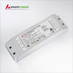12v 60w constant voltage triac dimmable led driver