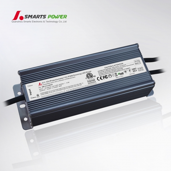 100w 12v 0-10v variable constante volatge conduit conducteur