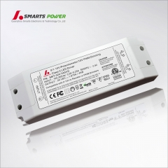 45w 0-10v dimmable led power supply