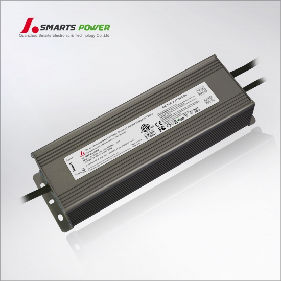 200w 0-10v tension constante dimmable led driver
