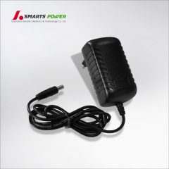 Promotional 12v 18w wall-mount type power adapter