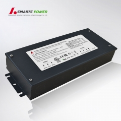 5 years warranty UL listed Triac dimmable led driver power supply