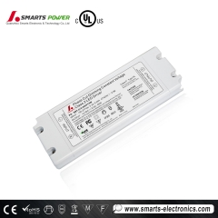 conducteur mené dimmable d'ul / cul 12vdc 60w triac