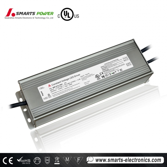 12V 180W 0-10V alimentation d'éclairage LED à tension constante