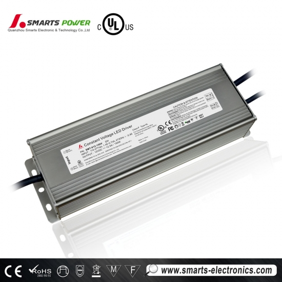 12v 150w tension constante 0-10v dimmable led alimentation