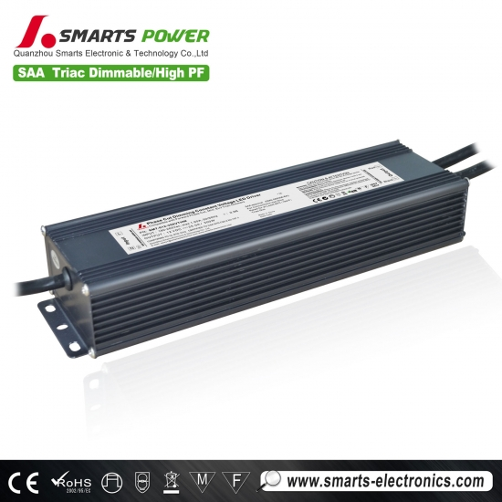 SAA 12v 300w  Triac Dimmable LED Drivers