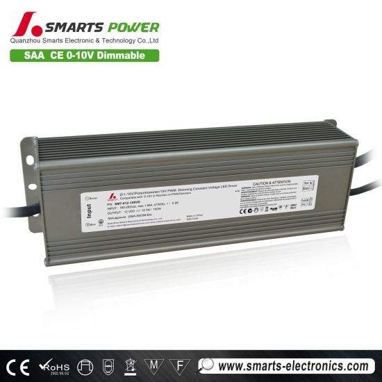 Dimmable LED Driver 12V 150W