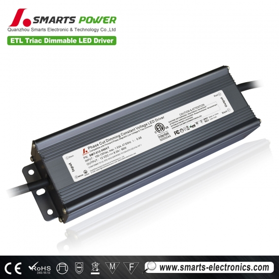 alimentation étanche, driver led 96w dimmable, alimentation 12v