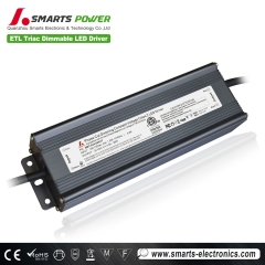 Conducteur mené dimmable de 100w, conducteur mené dimmable, conducteur mené dimmable de triac