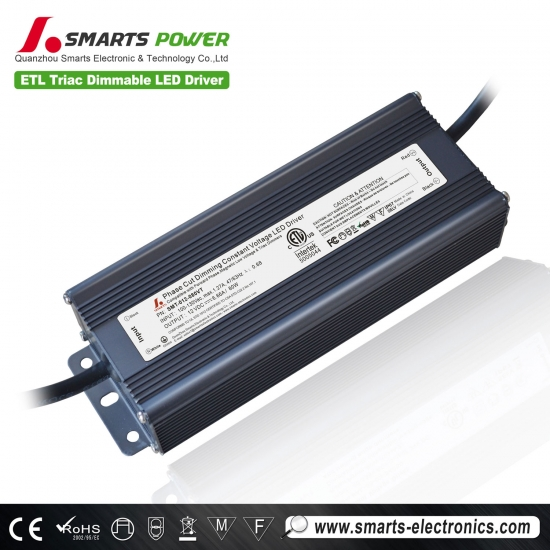 commutation pilote led, pilotes d'alimentation, alimentation dimmer led, pilote led dimmable triac