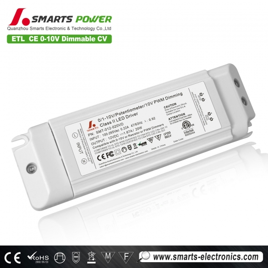 pilote led dimmable saa 0-10v