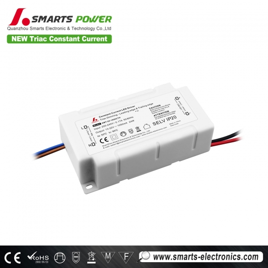 Driver dimmable triac 1050ma 24w