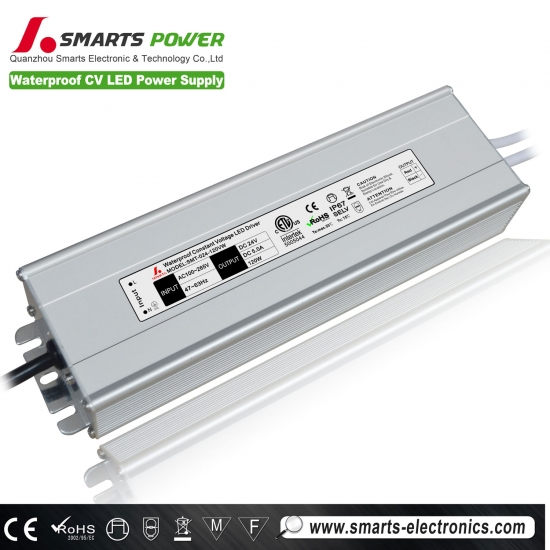 24v 120w tension constante led alimentation