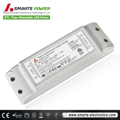 pilote led dimmable triac