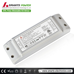 3 ans de garantie pilote led dimmable à courant constant triac