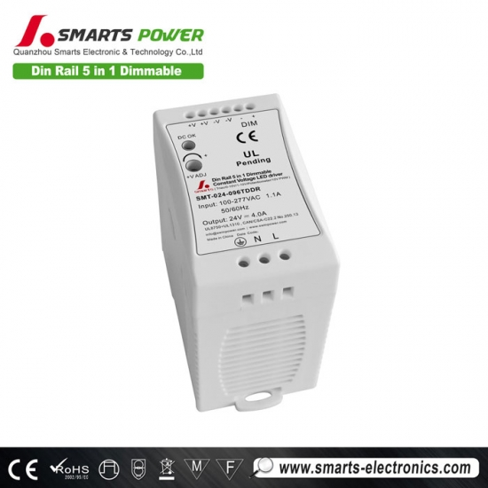 conducteur mené dimmable de tension constante