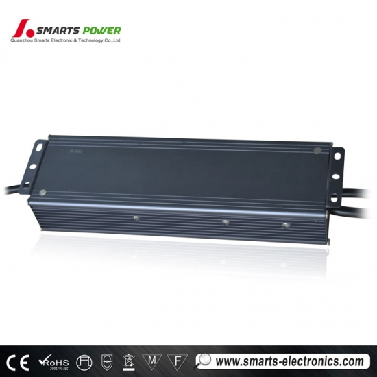 UL/cUL Listed 12V 300W Triac Dimmable LED Drivers for LED Strip
