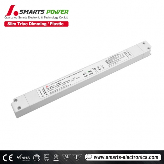 277v led driver dimmable triac gradation led pilote ce