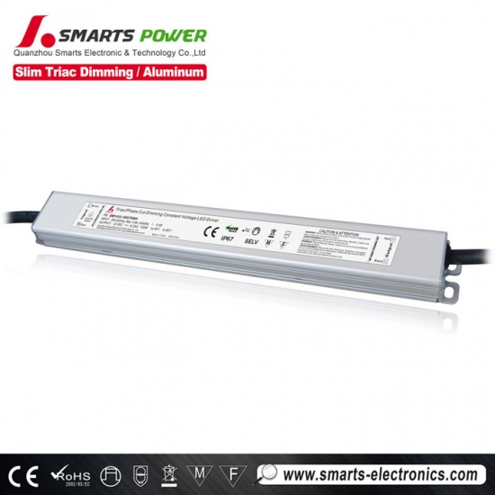 Alimentation dimmable led 12v 200-240vac triac