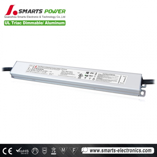 Driver led dimmable 24 volts 100 watts pour éclairage led