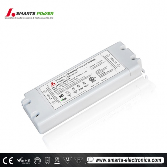 12V 30W Triac Dimmable conducteur conduit