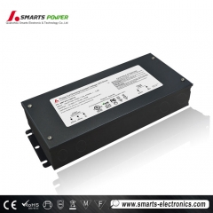 ul coté pilote led dimmable 277vac 12vdc triac
