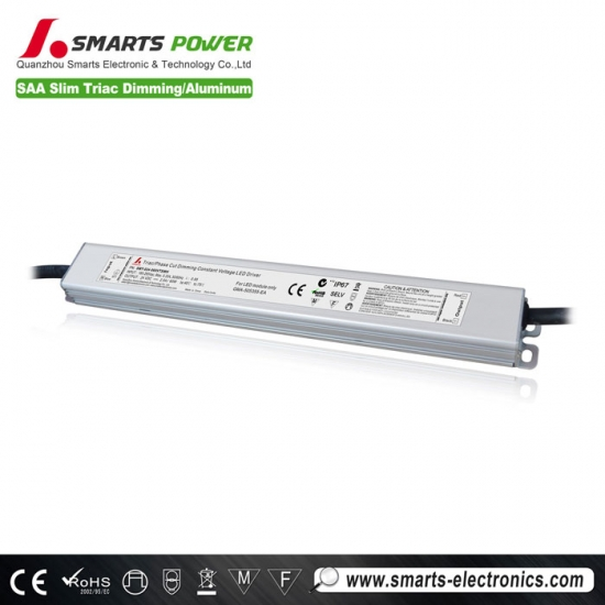 Conducteur de 277 volts, conducteur de 12 volts, dimmable, conducteur de 60 watts, dimmable