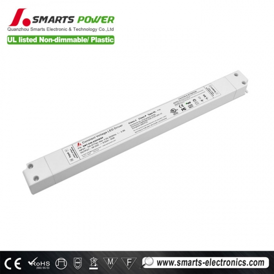 meilleur Alimentation à tension constante de 277vac 48v 30w led
