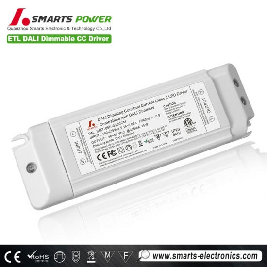 led courant constant d'alimentation
