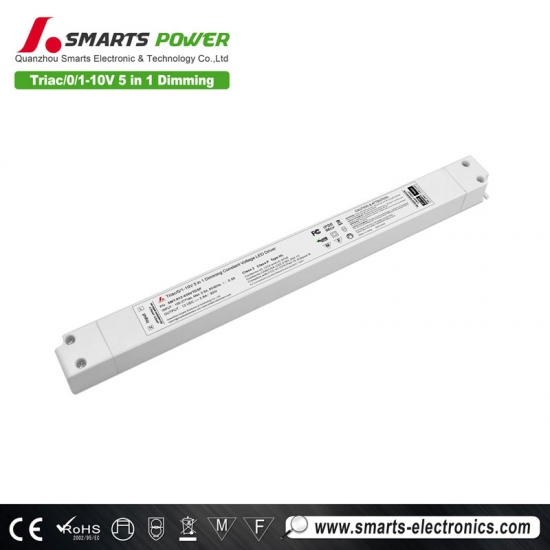 120v  277v pilote led dimmable