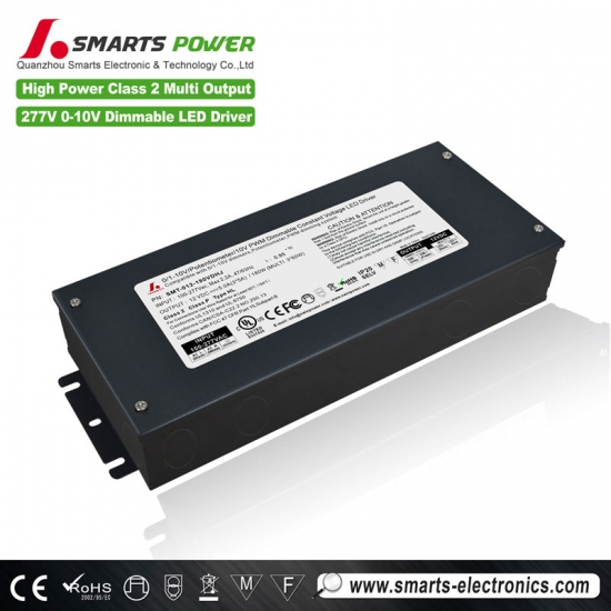meilleur  dimmable 12v 15a class 2 led power supply junction box