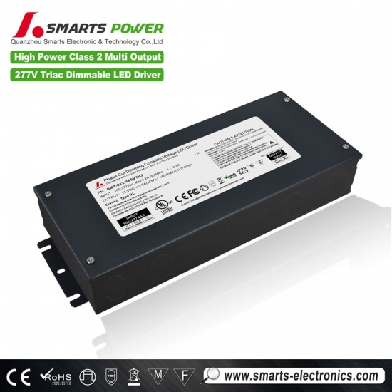 UL led driver dimmable led